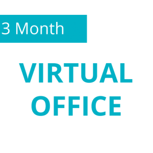 3 Month Virtual Office Package