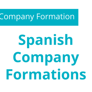 Spanish Company Formations